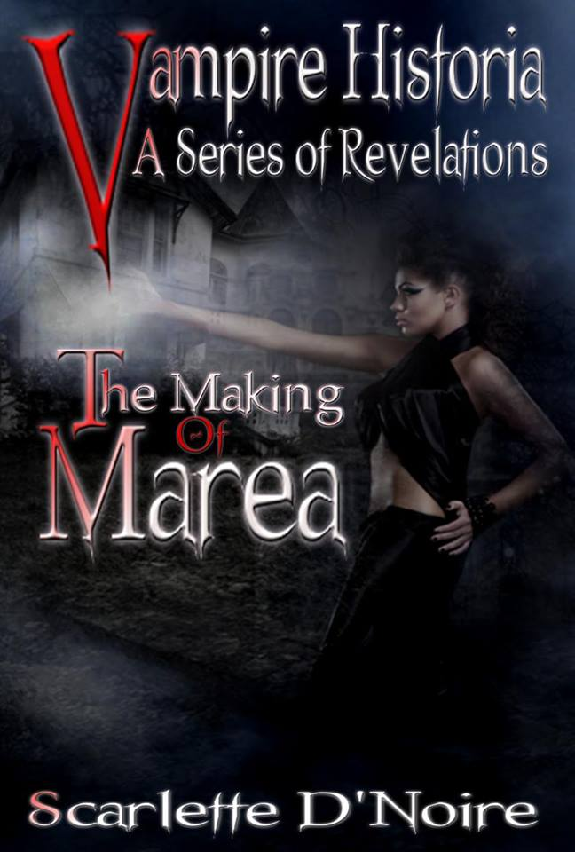 The Making of Marea cover ebook